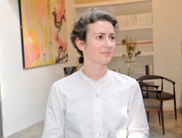 Artistas Iulia Nistor, Nina Canell e Paulo Monteiro na Galeria Mendes Wood