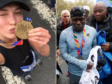 A Maratona de NY deste ano foi das mais estreladas. Veja as celebs que correram!