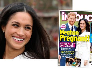 Meghan Markle grávida? É o que anda comentando a imprensa internacional…