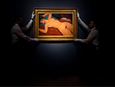 Tate Modern, de Londres, vai expor nudes de Modigliani proibidos em Paris há 100 anos