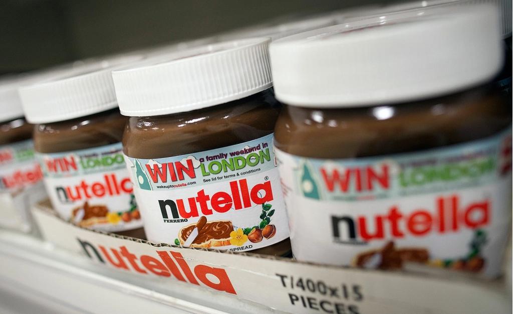 Nutella sex wiki.