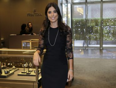 Stephanie Waisman armou evento na flagship store Frattina na Oscar Freire