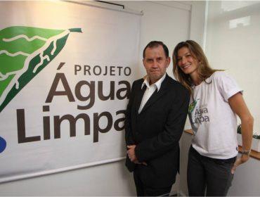 Pai de Gisele Bündchen apresenta projeto ao MP gaúcho para limpar o rio Guaíba