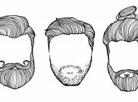 Revista PODER analisa os novos tipos de barba e quem combina com cada uma delas