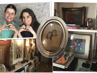 Alessandra Cozzi e Tarsilinha do Amaral armam parceria do bem pela ONG ARCAH