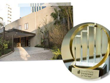 Vem saber os detalhes da 20ª edição do Prêmio EY Empreendedor do Ano