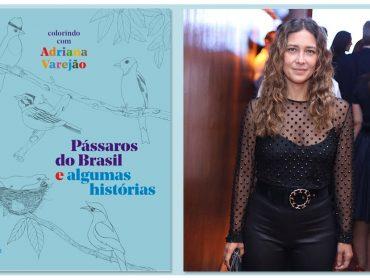 Adriana Varejão lança livro infantil sobre pássaros do Brasil pela Editora Cobogó