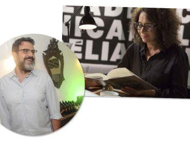 """""""Palavras em Série"""", novo projeto de Alberto Renault já tem data para estrear no GNT. Vem!"""