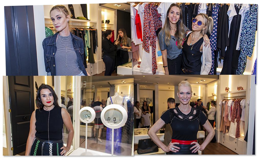 c515d73c3 Turma de glamurettes marcou presença na inauguração nova loja Thelure na  Oscar Freire || Créditos: Divulgação. Alessandra Cozzi e Stella ...