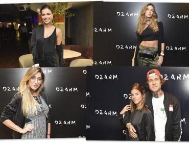 DZARM leva Mariana Rios e time de famosos para show do Coldplay em São Paulo