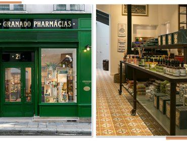 Granado Pharmácias inaugura 1º loja conceito no exterior