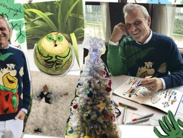 Tête-à-tête com Jean Charles Castelbajac, designer que vestiu o Papa e Lady Gaga…
