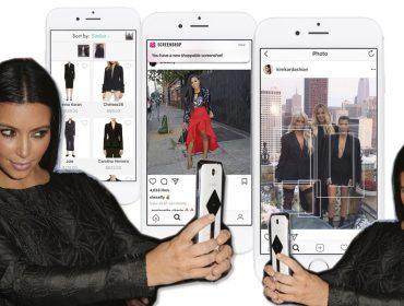 Novo app de Kim Kardashian revoluciona as compras online. Glamurama explica