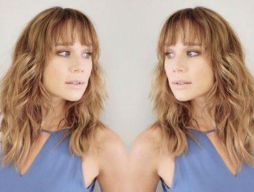 Saiba como conseguir o novo visual de Mariana Ximenes e sem apelar para a tesoura…