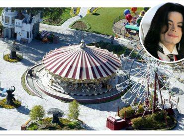O rancho Neverland pode virar museu sobre vida e arte de Michael Jackson