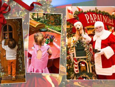 Iguatemi São Paulo tem oficinas de Natal para divertir os glamuzinhos