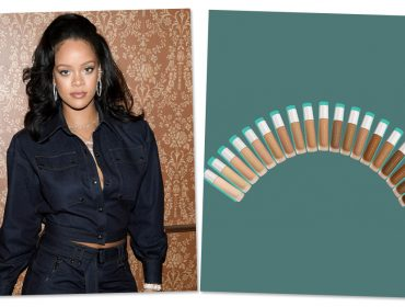 """Linha de make de Rihanna é eleita uma das melhores invenções do ano pela revista """"Time"""""""