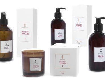 Nova linha home da marca Sergio K. chega às lojas com quatro fragrâncias