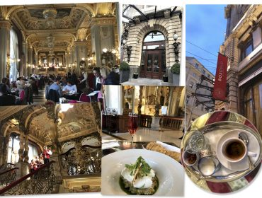 Uma dica deluxe? Um dos cafés mais antigos da Europa, o New York Café Budapeste