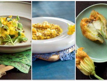 Aprenda 3 receitas feitas com abóbora: do miolo às sementes, passando pela flor
