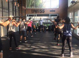 Turma da Unit 55 comanda aula de crossfit no novo encontro do Projeto Verão Glamurama