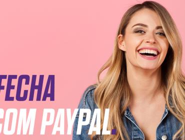 Segurança e rapidez na Black Friday? Fecha com PayPal!