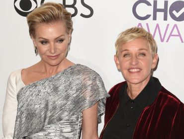 Portia de Rossi, mulher de Ellen DeGeneres, revela que foi assediada por Steven Seagal
