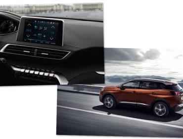 Conectividade e segurança: detalhes que colocaram o novo SUV Peugeot 3008 na nossa wishlist