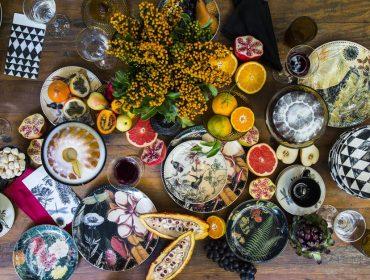 Lá em Casa: toque tropical no décor com a coleção assinada por Calu Fontes para Tok&Stok