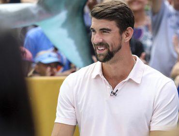 Michael Phelps, maior medalhista olímpico da história, desembarca em SP nesta semana