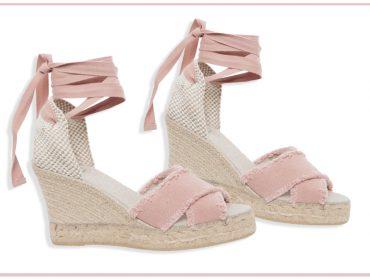 Desejo do Dia: sandália anabela espadrille da Bae dando sopa no Fashion We