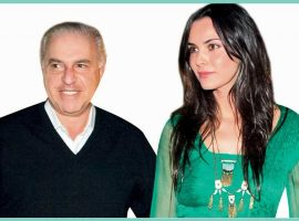 "Revista J.P conta sobre a festa de Réveillon ""uau"" de Toninho Abdalla e Cris Barros"