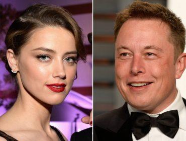 Elon Musk e Amber Heard, separados desde agosto, se reencontraram e…