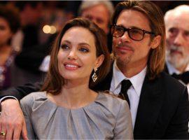 Angelina Jolie e Brad Pitt podem passar as festas de fim de ano juntinhos. Vem saber!