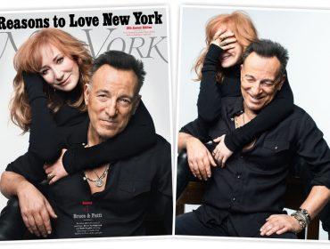 """O amor de Bruce Springsteen pela mulher e outros motivos para amar NYC, segundo a """"New York Mag"""""""