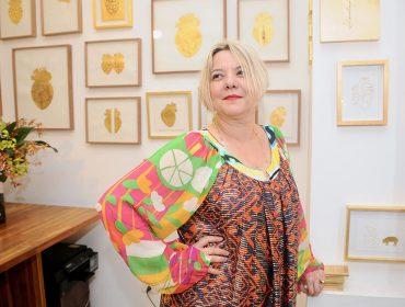 Francisca Botelho inaugura novo ateliê com sunset party no rooftop da Galeria Ouro Fino