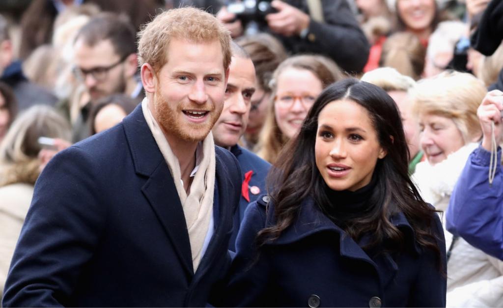 O príncipe e a atriz juntos || Créditos Getty Images