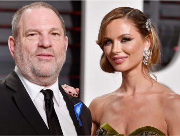 Ex de Harvey Weinstein poderá embolsar quase R$ 40 mi por causa das puladas de cerca dele
