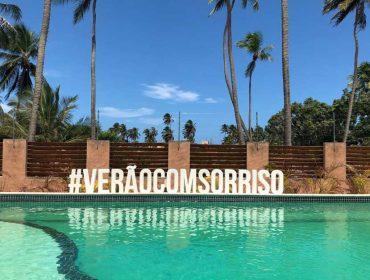 Sorriso arma vila em São Miguel do Gostoso para celebrar a chegada do verão