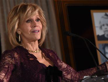 Jane Fonda aproveita a chegada dos 80 anos para arrecadar milhões para a caridade