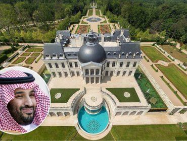 Príncipe saudita que luta contra a corrupção comprou a casa mais cara do mundo