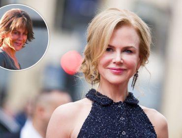 """Nicole Kidman vai aparecer """"feia"""" – de novo! – em seu próximo trabalho na telona"""