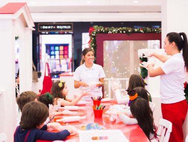 Natal no Pátio Higienópolis tem diversão de sobra para os Glamuzinhos