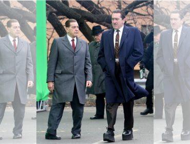 Robert de Niro flagrado de salto plataforma em pleno Bronx? Entenda!