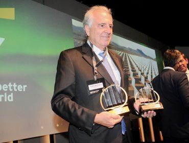 Rubens Menin Teixeira de Souza, da Engenharia MRV, foi eleito Empreendedor do Ano pela Ernst & Young