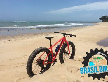 Rolê de bike pelas praias de Trancoso é a melhor pedida fitness para o verão 2018