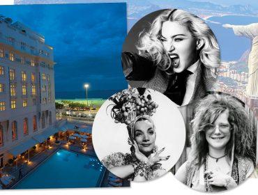 Dez hotéis deluxe onde, além de todos os mimos imagináveis, você pode esbarrar com uma celebridade