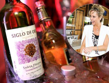 Camila Klein reúne turma boa em get together regado a vinhos Siglo de Oro
