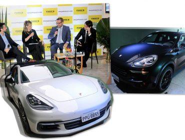 Assista ao Encontro de PODER na Casa Glamurama com a Porsche