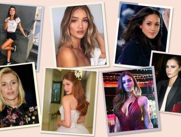 Descobrimos os queridinhos de beleza das famosas e eles estão ao seu alcance